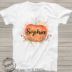 Pumpkin patch shirts, Halloween, Thanksgiving, personalized fall festival tshirt