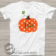 Halloween shirt for kids, Pumpkin patch shirts personalized fall festival tshirt