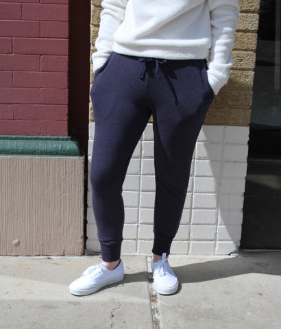 Jogger terry pants