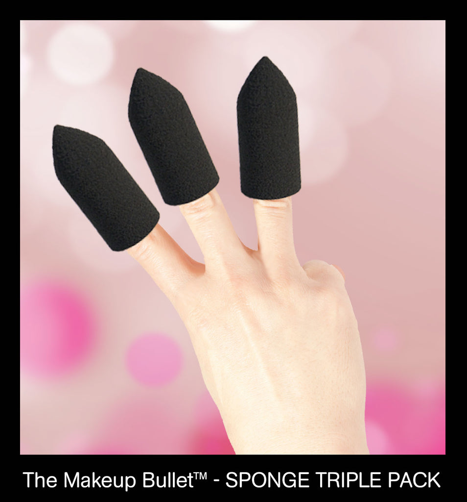 The Makeup Bullet™ - Triple Pack