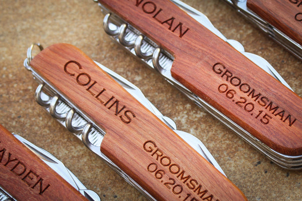 Classic Pocket Knife-Personalized pocket knife-EngraveMeThis