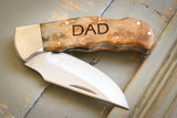 Elk Ridge Gentleman's Knife-Personalized pocket knife-EngraveMeThis