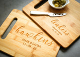 Classic Cutting Board-Personalized Cutting Board-EngraveMeThis