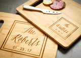 Classic Cheese Board-Personalized Cutting Board-EngraveMeThis