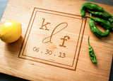Cherry Wood Cutting Board-personalized cutting board-EngraveMeThis