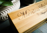 Bamboo Wine Box With Accessories-personalized wine box-EngraveMeThis