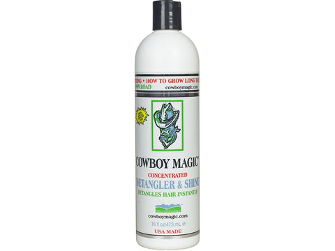 *Cowboy Magic Rosewater Shampoo