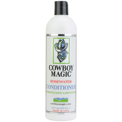 *Cowboy Magic Rosewater Conditioner