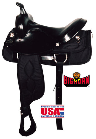 Big Horn Gaited Synthetic No. A00303, A00304