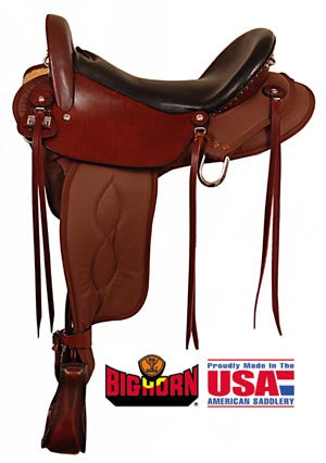 Big Horn 4B Gaited BJH No. A00701