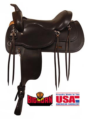 Big Horn Gaited Trail No. A01703
