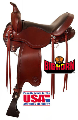 Big Horn Gaited Trail Saddle No. A00812