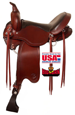 Big Horn Gaited Trail Saddle No. A00815