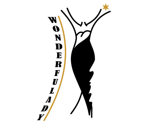 wonderfulady designs logo, baricara colombia, natural talent, maker possibilities