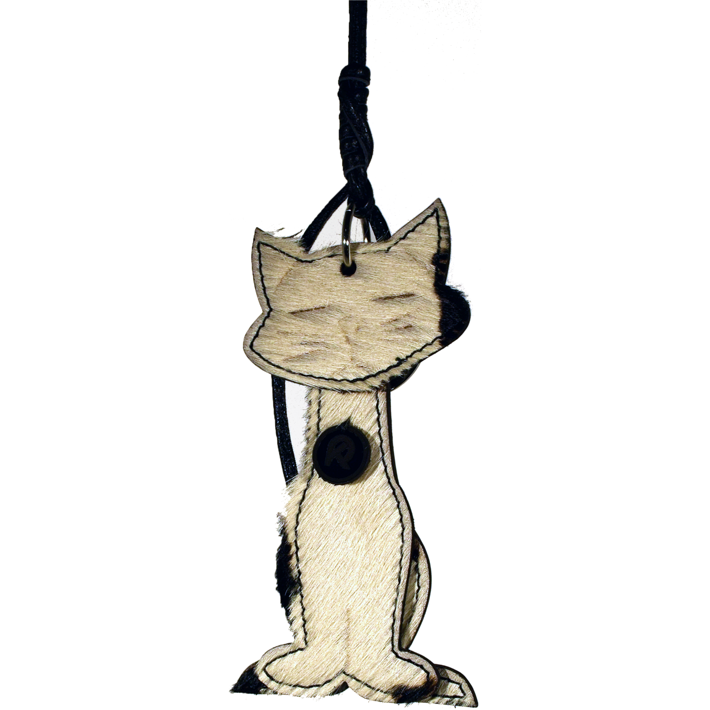 Cuddle-Me Cat Charm - Handbag Charms Keyring - Handbag THEMAKERWORLD TheMakerWorld
