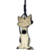 Cuddle-Me Cat | Handbag Accessory and Keychain | Car Mirror Charm - TheMakerWorld