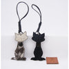 Crafty Kitten Charm - Handbag Charms  - Handbag THEMAKERWORLD TheMakerWorld