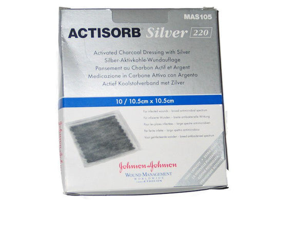 Actisorb Silver 220 Dressing Diamond Athletic