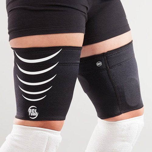 Acl Tube Hamstring Amp Quadricep Support Diamond Athletic