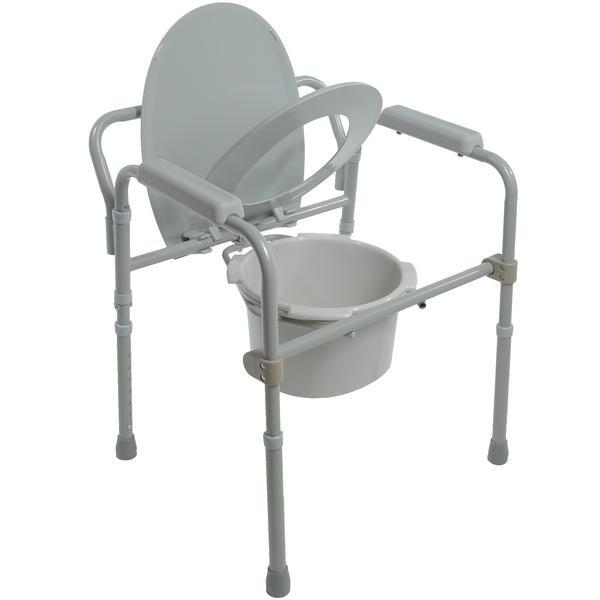 Tool Free 3 In 1 Commode Diamond Athletic