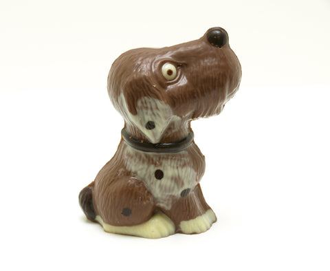 Milk chocolate dog