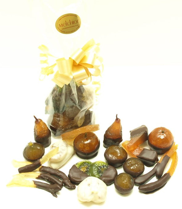 Glacé Fruits 250gr.