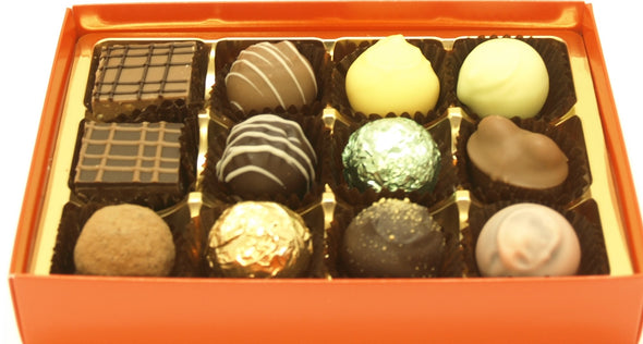 12 Chocolates Box