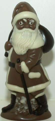 Father Christmas in milk chocolate