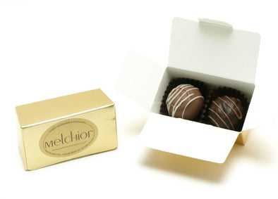 Favours in 2 Chocolates Ballotin