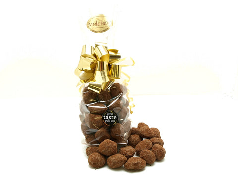 Hand-rolled champagne truffles 250g bag