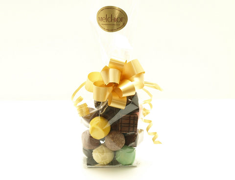 Chocolate truffles and pralines 250g bag