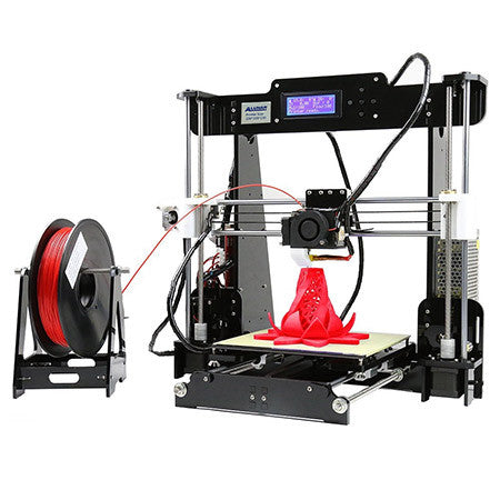 Alunar M505 3D Printer Kit - Ships from USA - 3D Printer Universe