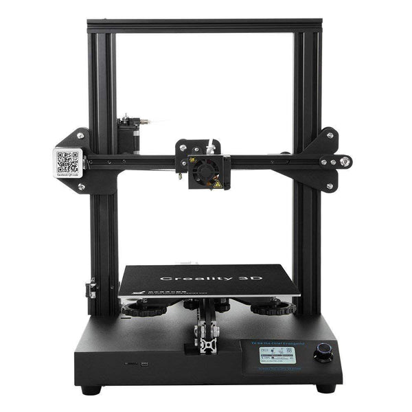 Creality 3D CR-20 3D Printer Full Metal I3 MK8 with Resume Print 24v 220x220x250mm - 3D Printer Universe