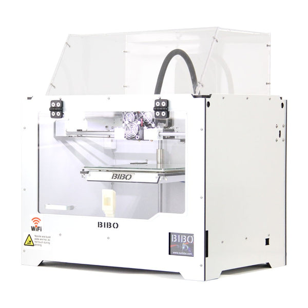 Bibo Dual extruder metal frame BIBO2 touch 3D Printer