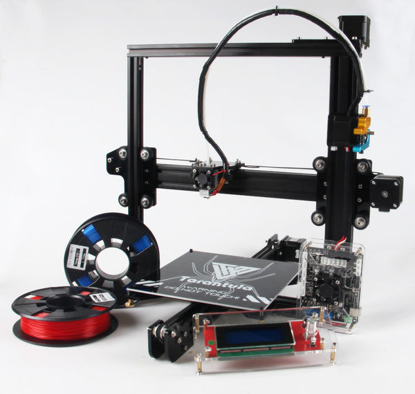 Tevo Tarantula 3D Printer Kit with 2 Free Rolls of Filament - 3D Printer Universe - 2