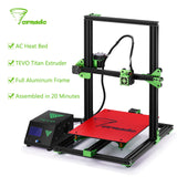 Refurbished Tevo Tornado 3D Printer Kit - 3D Printer Universe