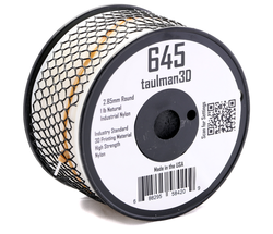 Taulman3D Nylon 645 Filament 1lb - 3D Printer Universe