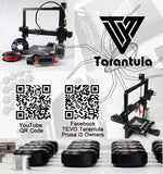 Tevo Tarantula 3D Printer Kit with 2 Free Rolls of Filament - 3D Printer Universe - 14