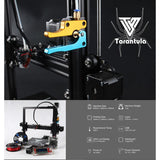 Tevo Tarantula 3D Printer Kit with 2 Free Rolls of Filament - 3D Printer Universe - 5