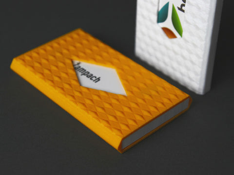 Business Card Case - 3D Printer Universe