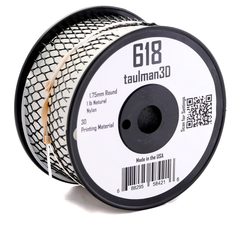 Taulman3D Nylon 618 Filament 2 Spools 1lb Each - 3D Printer Universe