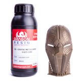 Dragon Resin Fast Cure Exotic Metalshine For MSLA/LCD/DLP/LED 3D Printers - 3D Printer Universe