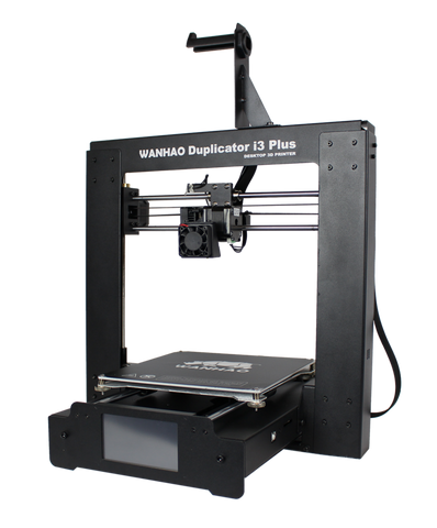 Wanhao Duplicator I3 Plus - Steel Frame 3D Printer - 3D Printer Universe
