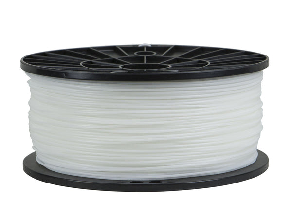 Monoprice Premium 3D Printer Filament Flexible 1.75MM 1kg White - 3D Printer Universe