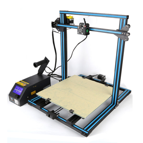 Creality cr 10 s4 plus diy 3d printer kit ship from usa for Plans for 3d printing