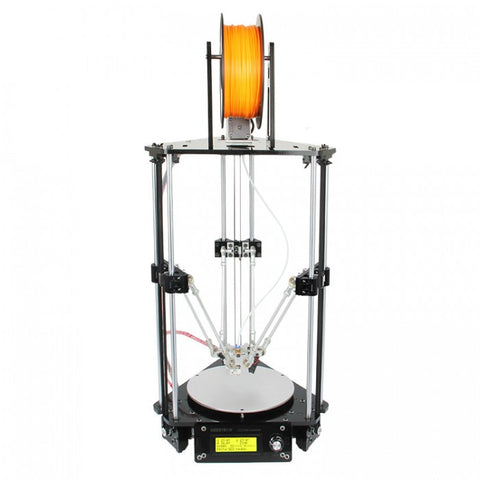 GeeeTech Delta Rostock mini G2 pro DIY kit with auto-leveling 3D Printer - 3D Printer Universe