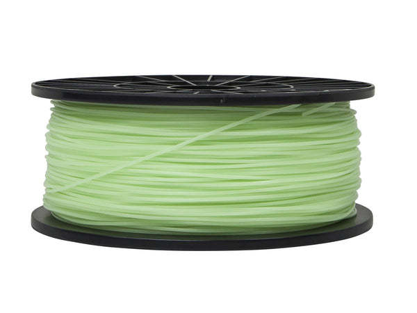 Monoprice Premium Glow In The Dark Green Filament PLA 1.75MM 1kg - 3D Printer Universe