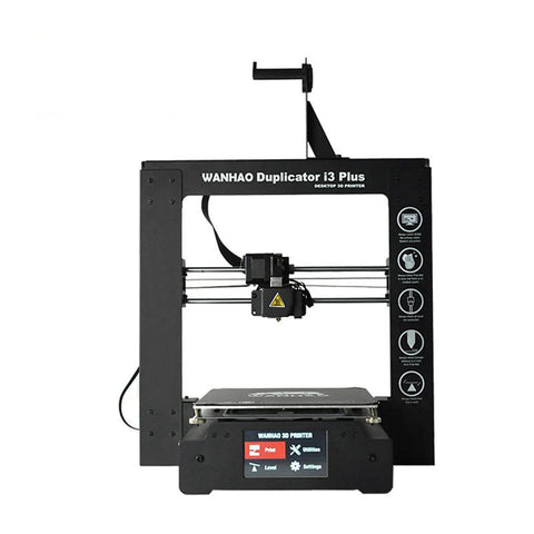Wanhao Duplicator I3 Plus V2.0/Mark II - Ship from USA Option - 3D Printer Universe
