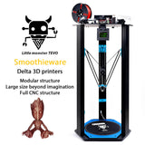 Tevo Little Monster Delta 3D Printer Kit - USA Warehouse Available - 3D Printer Universe