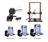 Creality CR-10 S5 Max DIY 3D Printer Kit - Ship from USA Option - 3D Printer Universe